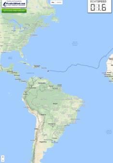 Drugan Sorin a ajuns in insula Marie-Galante3