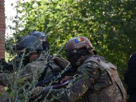 Luptătorii din Forțele pentru Operații Speciale1