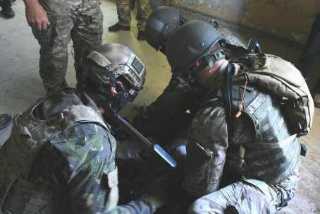 Luptătorii din Forțele pentru Operații Speciale6