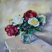 Paul_Stoica_trandafiri-acuarela