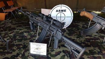 Românii au creat un nou tip de armă de asalt care se încadrează în normele NATO2