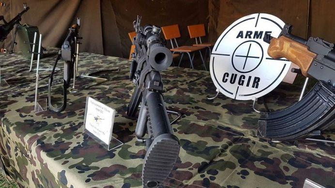 Românii au creat un nou tip de armă de asalt care se încadrează în normele NATO3