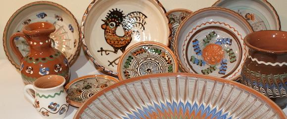 Artizanescu- Ceramica de Horezu.