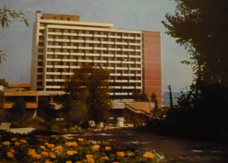 Mangalia - Hotel Mangalia - anii 80