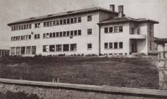 Mangalia - Sanatoriul de copii - anii 50