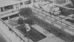 Olimp - Hotel Amfiteatru - anii 70