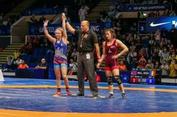 Ana Andreea Beatrice bronz Campionatul Mondial de Lupte4