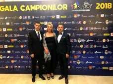 Emil Ghinea la Gala Campionilor 2018-04
