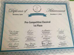 diploma-spania-olimpia-carauleanu