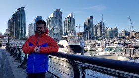 Avram Iancu promenada Vancouver