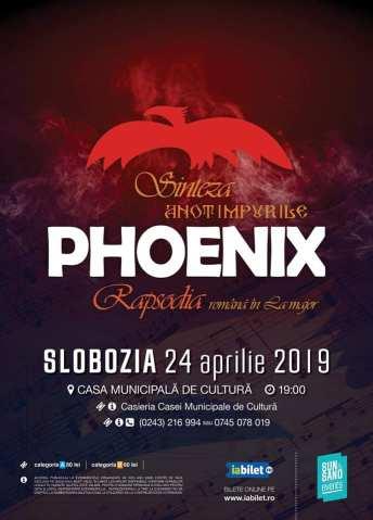 PHOENIX-la-Slobozia