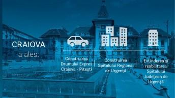 Craiova_Top 3 Proiecte
