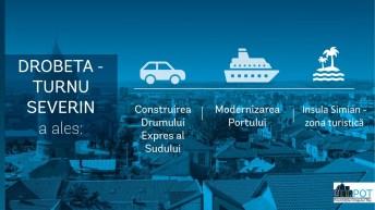 Drobeta Turnu Severin_Top 3 Proiecte