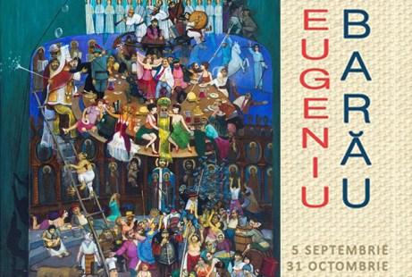 Eugeniu_Barau_Expo-Tulcea-2014-afis