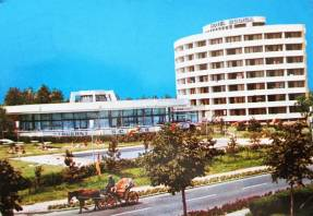 Jupiter - Hotel Scoica 1983
