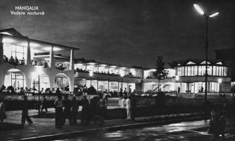 MANGALIA - Cazino - vedere nocturnă anii 60