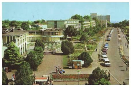 Mangalia - Faleza - 1977