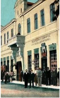 Mangalia - anii 30 - 40