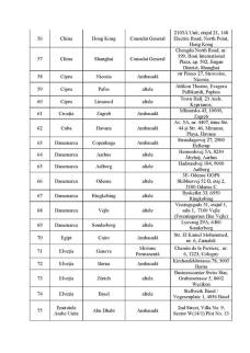 Numerotarea secțiilor de votare din străinătate-05
