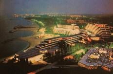Olimp - Complexul Amfiteatru-Belvedere-Panoramic - 1974