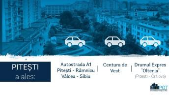 Pitesti_Top 3 Proiecte