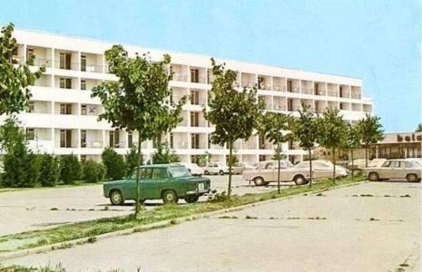 Saturn - Hotel Beta - anii 70