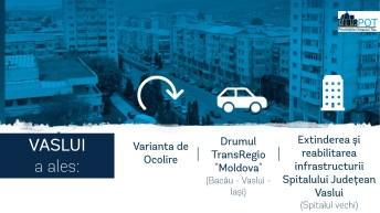 Vaslui_Top 3 Proiecte