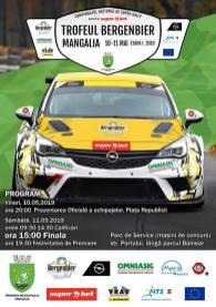 Afis Campionatul National de Super-Rally Trofeul-Bergenbier-Mangalia