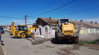 demolare baraci
