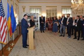 Succes pentru companiile româneşti participante la Summit-ul de investiții SelectUSA1