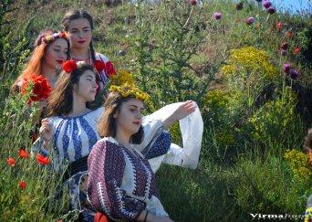 Valerian Șarînga- Sanzienele in Vama-28