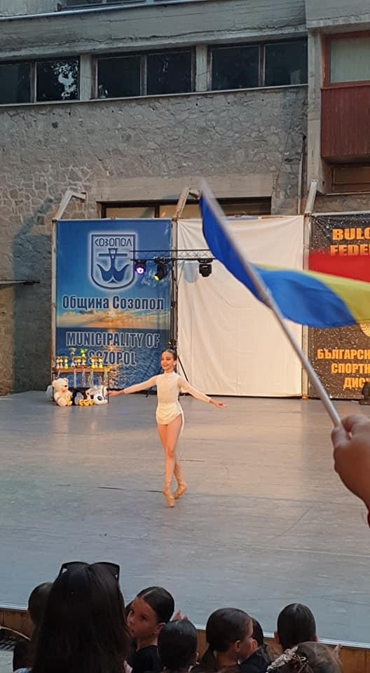 Olimpia Georgia Carauleanu Harmony and Power Sozopol-18