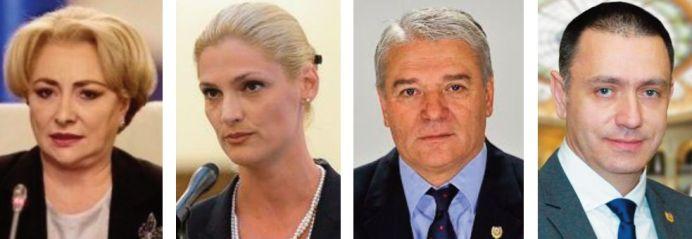 remaniere trei noi miniștri Nicolae Moga - Ramona Mănescu - Mihai Fifor