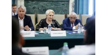 Întâlnirea membrilor Guvernului cu reprezentanții Confederației Patronatului Român5
