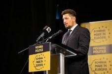Claudiu Târziu_mișcarea politică România Mare în Europa
