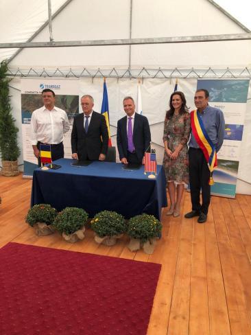 Transgaz şi Black Sea Oil & Gas2