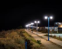 iluminat faleza Vama Veche (5)