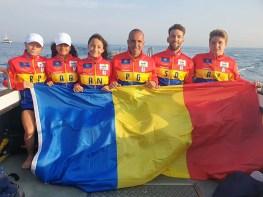 Stafeta ROMANIA a cucerit Canalul Manecii_English Channel 2019-2