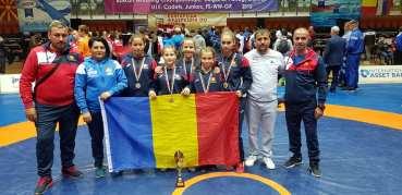Clubul Sportiv Poseidon Avem două Campioane Balcanice la Lupte7