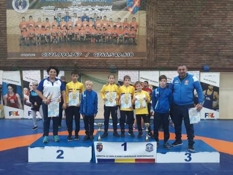Clubul Sportiv Poseidon - Campionii - Medgidia-1