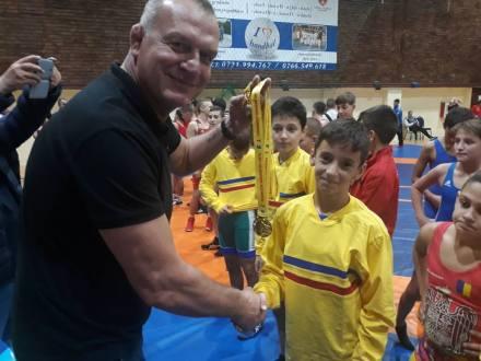 Clubul Sportiv Poseidon - Campionii - Medgidia-5