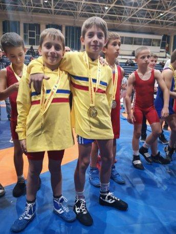 Clubul Sportiv Poseidon campioni Medgidia8