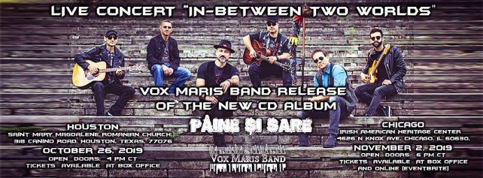 Vox Maris Band - Paine si sare