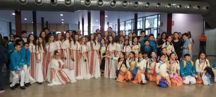 Corul Callatis - Barcelona 2019-05