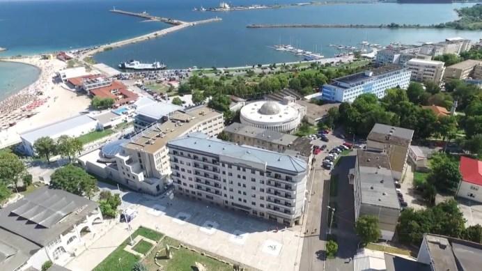 Mangalia IGAF port turistic 2018