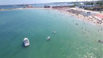 Mangalia plaja 2018