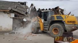 demolare baraci mangalia10