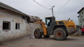 demolare baraci mangalia11