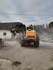 demolare baraci mangalia4