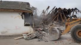 demolare baraci mangalia6